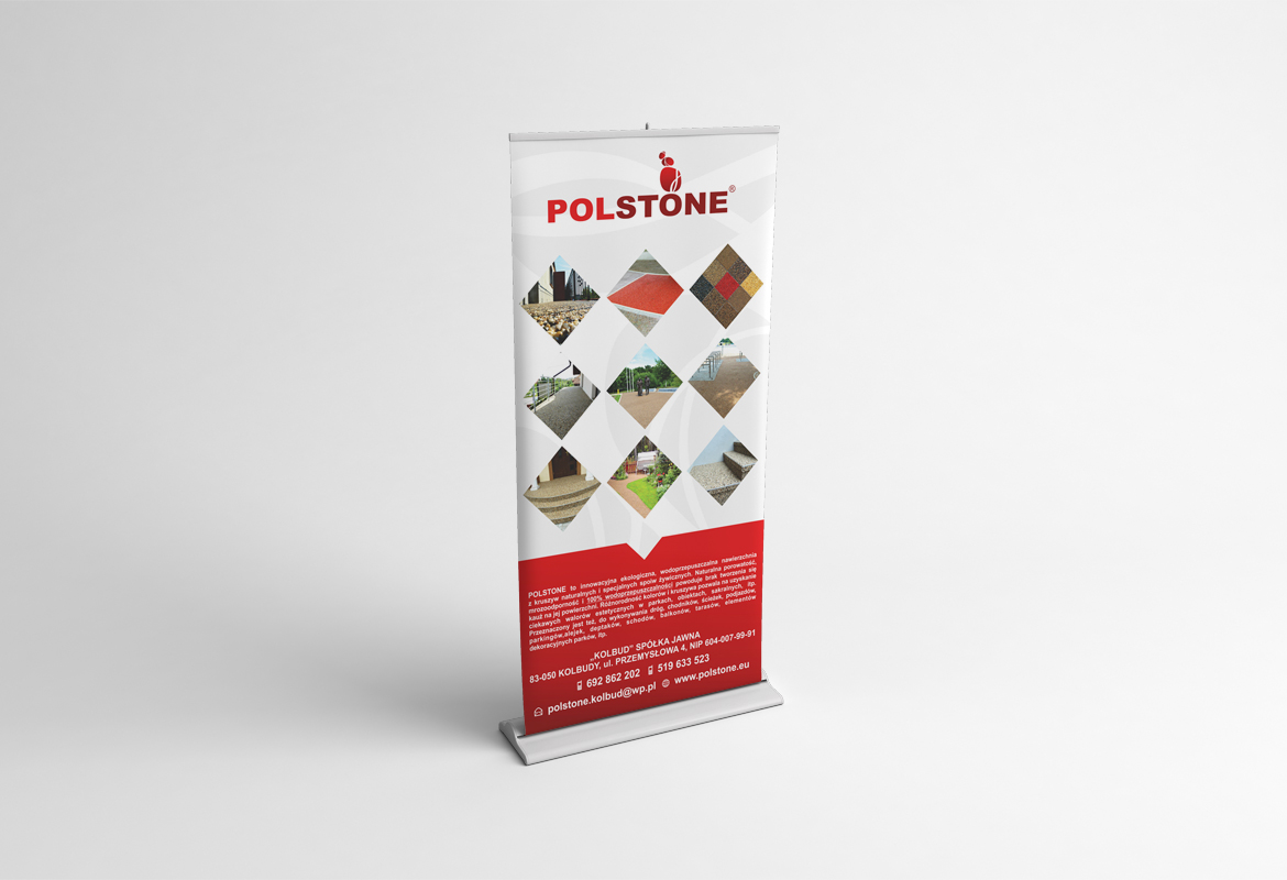 Roll up Polstone